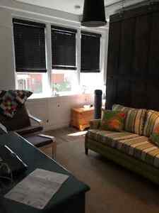 Downtown sublet
