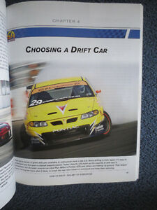 NEW   HOW TO DRIFT  BOOK Cambridge Kitchener Area image 8