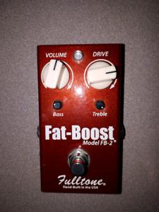Fulltone fat  boost