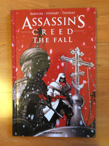 BANDE DESSINÉE BD ADULTE ASSASIN'S CREED THE FALL ( FRANCAIS )