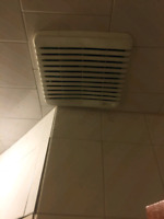 Looking for someone to replace a bathroom/washroom fan