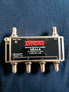 Antronix cable amplifier