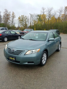 2007 Toyota Camry LE - Service History - Safety and Warranty -