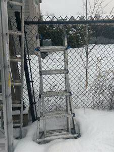 3 Way Ladder- great condition
