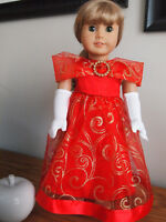 "Handmade American Girl/Maplelea/Journey Girl/18"" Doll Clothes"