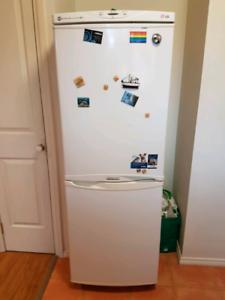 fridge freezer LG gr349sqf