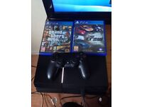 PS4 plus 2 games, SWAP for Xbox One