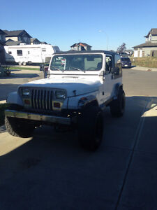 1995 Jeep YJ - Total Mechanical Rebuild - Great Trail Jeep