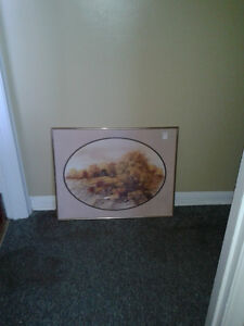 very old Framed Painting