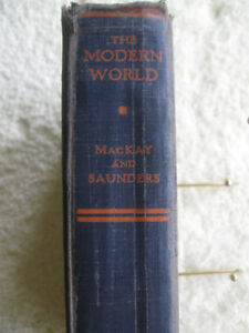 Political & Economic Book...The Modern World