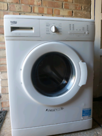 FREE - Beko washing machine