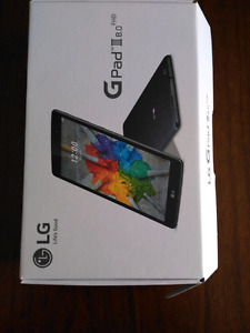 "LG G pad III 8"" for sale"