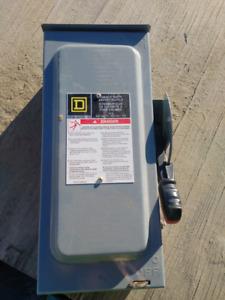 30 Amp 240V heavy duty switch