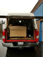 Small MOVING Furniture DELIVERY VAN