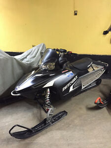 2011 POLARIS SWITCHBACK 600 136""