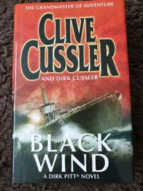 Clive Cussler book