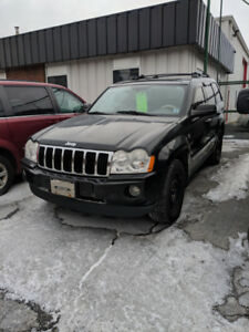2005 Jeep Grand Cherokee Limited 5.7L Hemi