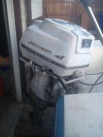 Looking for outboard motor mechanic.
