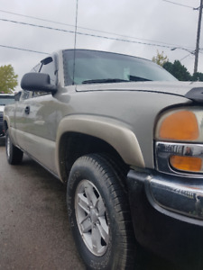 Beautiful 2003 GMC Sierra 1500 Extended Cab
