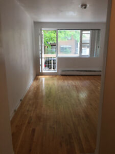 2 & 1/2 Loft style apartment; McGill Ghetto; all utilities incl.