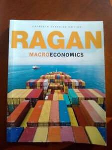 RAGAN MACROECONOMICS 15th CANADIAN EDITION