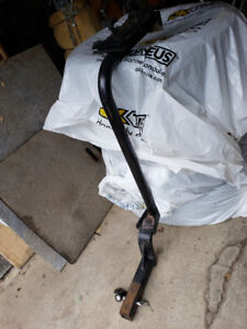 """Bike carrier, 2"""" receiver, with lock"""