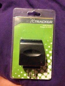 Tracker AC to DC Adapter.