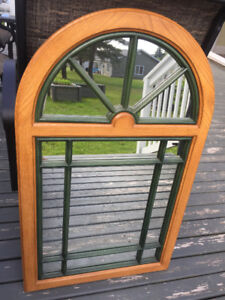 Small Country Style Mirror