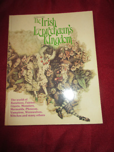 The Irish Leprechaun's Kingdom - P. Haining Banshees, Fairies...