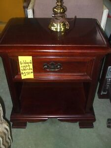 2 Gibbard Night Stands!! Priced at only $150 each