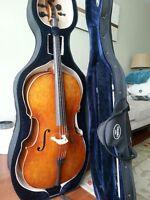 Beautiful Cello 4/4 made in Poland