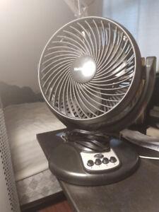 Brand New Desktop Swivel Fan, $20 OBO