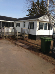 Large renovated mobile home for sale!