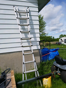 17' multi ladder