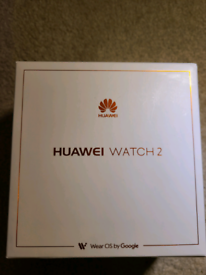 Huawei watch 2, great condition