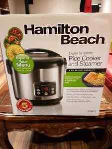Cuiseur de riz Hamilton beach