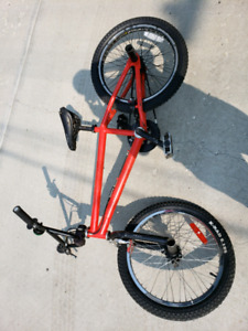 "20"" Wheel Size BMX - New Tires & Chain"
