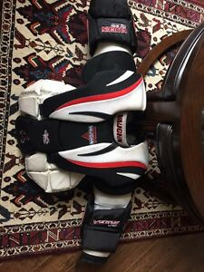 Vaughn Goalie chest protector.