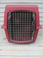 Animal crate 25 x 20 x 18 inches $27