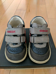 Baby boy shoes - as new - Geox, Ecco - sizes 18/19