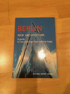 Berlin New Architecture by Michael Imhof Verlag