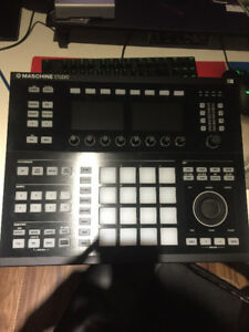 Maschine Studio Black Mint condition + License