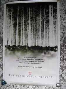 Affiche The Blair Witch Project