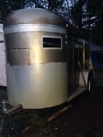 Great horse trailer for sale