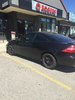 2003 accord coupe with new transmission with warranty