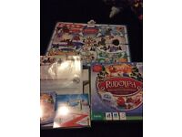 Rudolph red nosed reindeer dvd game