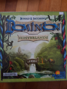 Dominion Hinterlands, Dark Ages, Guilds & Cornucopia, Nocturne