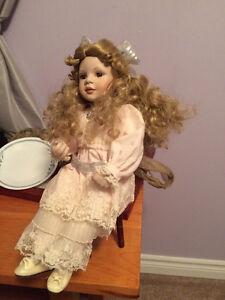 6 Ashton-Drake Galleries Dolls- BOXES+CERTIFICATES $30 OBO each Kawartha Lakes Peterborough Area image 6