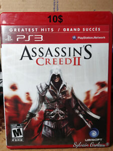 PS3: Assassin Creed II