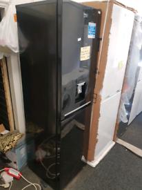 beko brand new fridge freezer with water dispenser 1 year guarranty wi